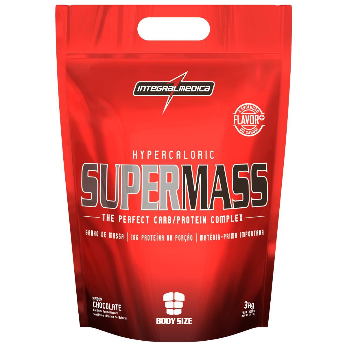 supermass integral medica hipertrofia